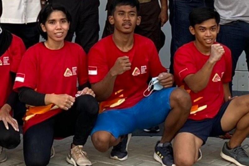 Dahsyat, Atlet Panjat Tebing Indonesia Menaklukkan Atlet Italia - JPNN.com