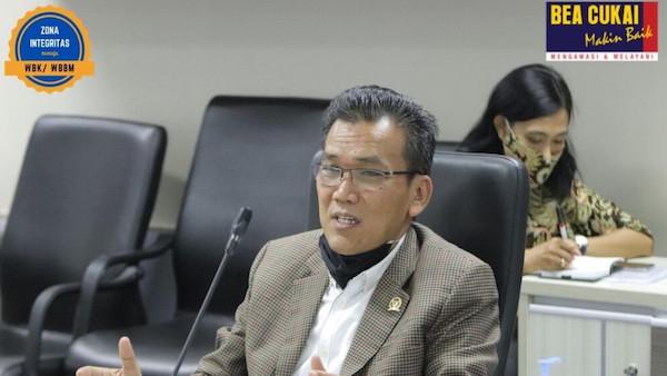 Sambangi Kanwil Bea Cukai Jateng DIY, Anggota Komisi XI DPR RI Update Isu Terkini Bea Cukai - JPNN.com