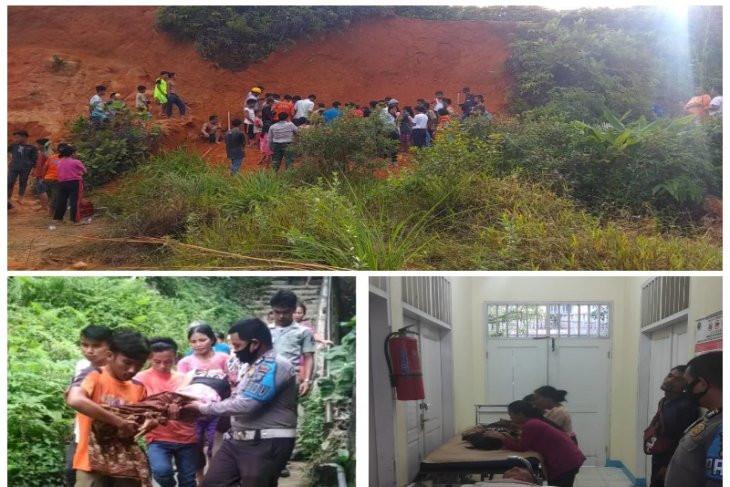 2 Warga Sibolga Tewas Tertimbun Longsor saat Ambil Pasir, Dua Lainnya Alami Luka-luka - JPNN.com