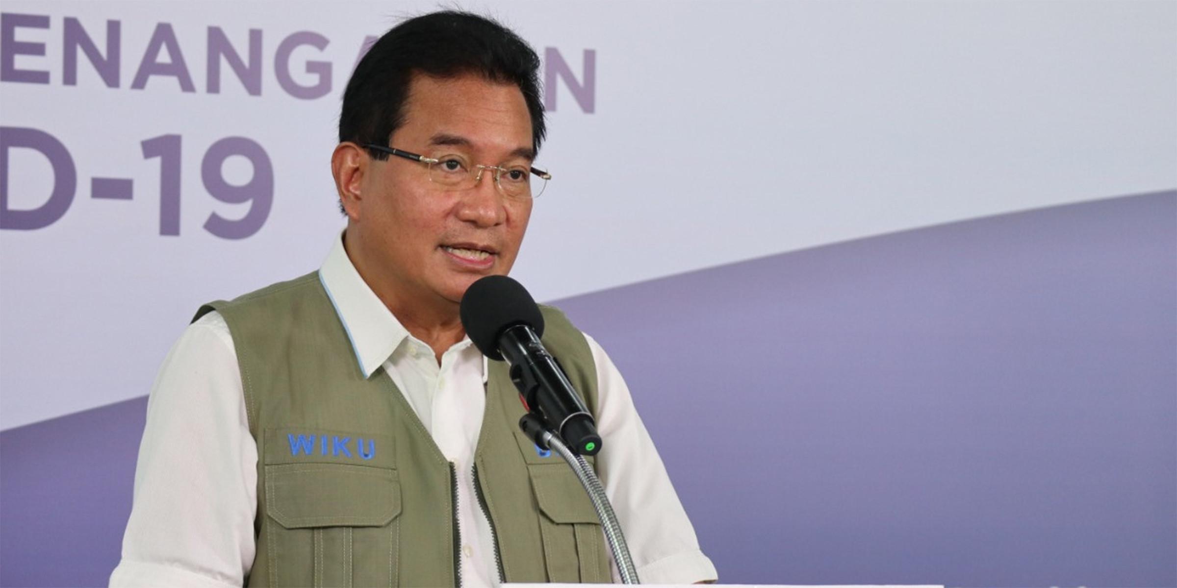 Kapan Pandemi COVID-19 di Indonesia Berakhir? Ini Kata Prof Wiku - JPNN.com