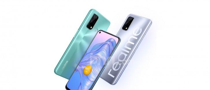 Intip Spesifikasi Realme V5, Ponsel 5G Harga Murah - JPNN.com