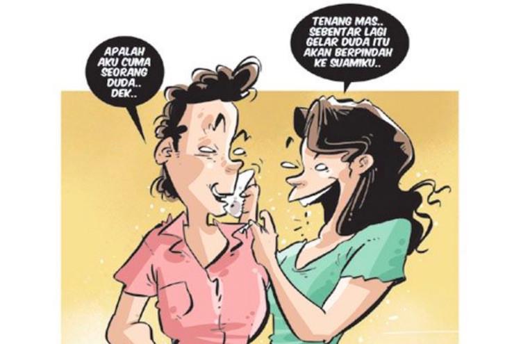 Istriku Berselingkuh dengan Duda Muda Kaya Raya - JPNN.com