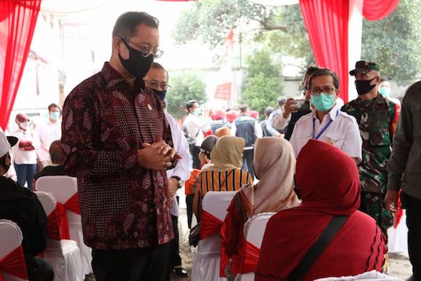 Mensos: Penyaluran BST Gelombang II Dimulai dari Kota Bandung - JPNN.com