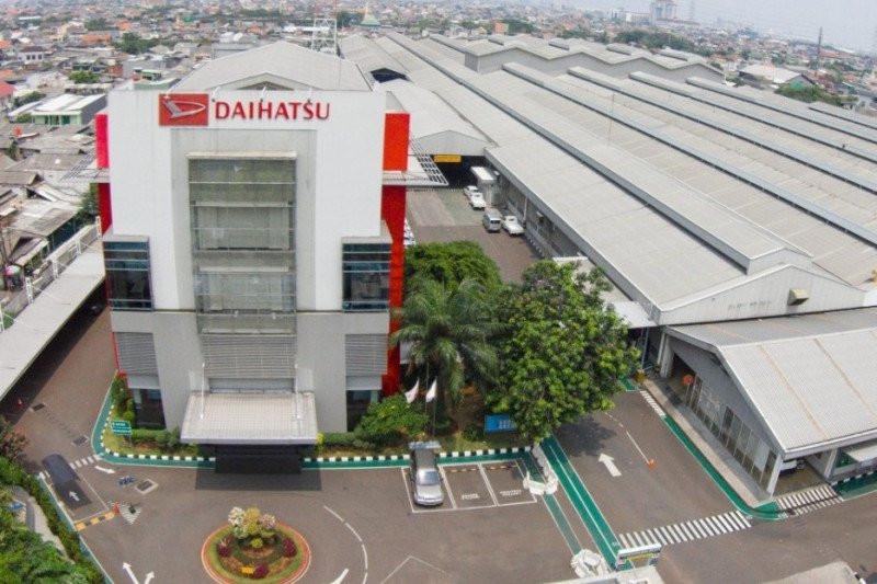 Daihatsu akan Meningkatkan Hasil Produksi Saat Pandemi - JPNN.com