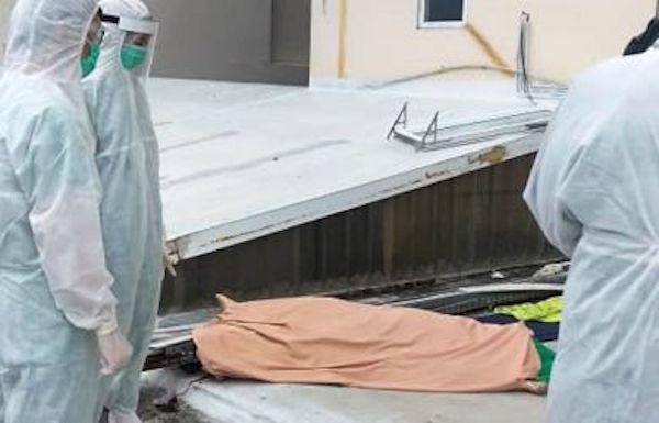 Pasien COVID-19 Lompat dari Lantai 12 RS Royal Prima, Begini Kronologinya - JPNN.com