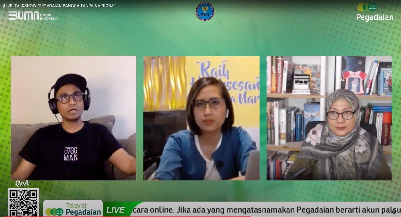 Gandeng Ivanka Slank, Pegadaian Ajak Hindari Narkoba - JPNN.com