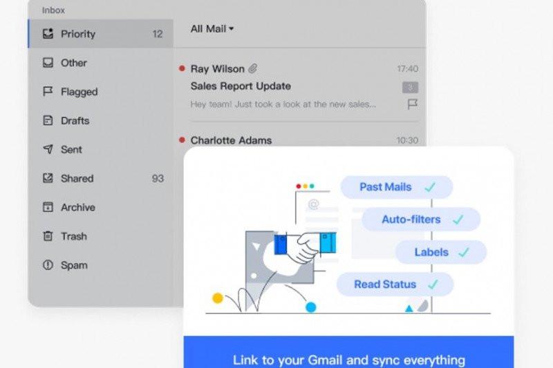 Fitur Baru Lark Mail, Ini Cara Penggunaannya - JPNN.com