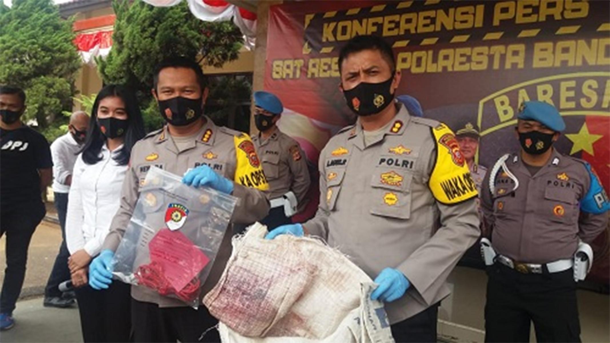 Anak SMA di Rancaekek Dibunuh Pacar Usai Begituan, Mayatnya Dimasukkan ke Dalam Karung - JPNN.com