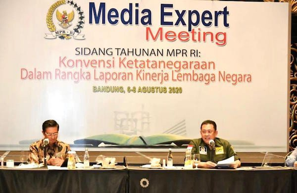 Bamsoet: MPR RI Akan Publikasikan Laporan Kinerja Lembaga Negara Secara Daring - JPNN.com