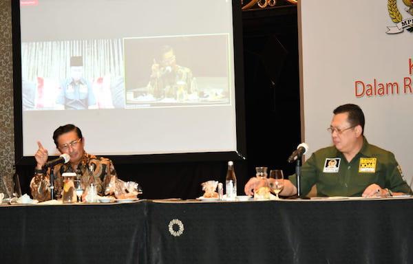 MPR: Pidato Presiden Harus Mampu Memberi Harapan di Tengah Pandemi Covid-19 - JPNN.com