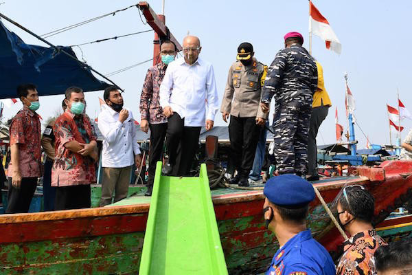 Menteri Teten: Kelembagaan Koperasi Nelayan Harus Diperkuat - JPNN.com