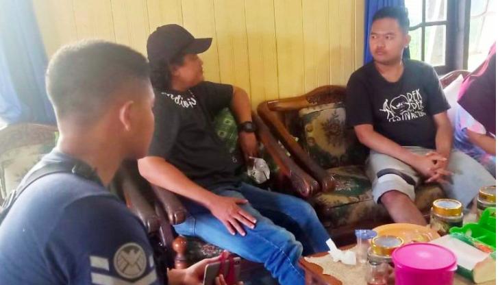 Gilang Bungkus Sudah 2 Hari di Rumah Pamannya, Begini Kata Ketua RT - JPNN.com