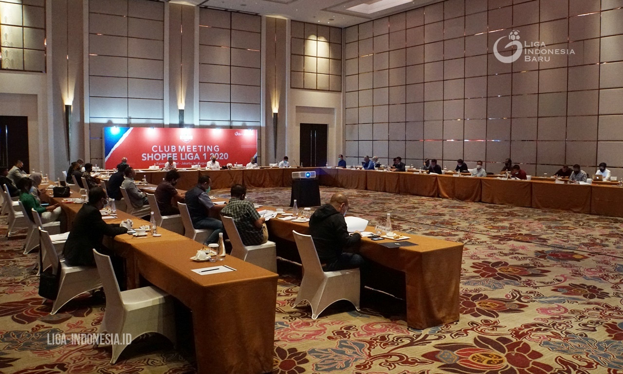 Catat, Ini Hasil Club Meeting PT LIB Jelang Bergulirnya Liga 1 2020 - JPNN.com
