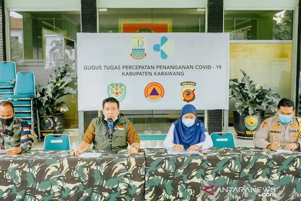 Update Corona 6 Agustus di Karawang: Kabar Dari Fitra Bikin Khawatir - JPNN.com