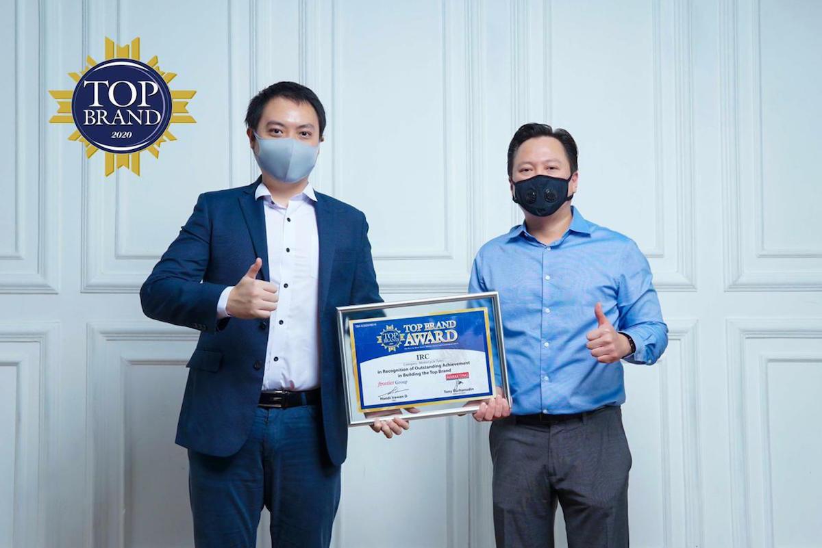Gajah Tunggal Raih Top Brand Award 2020 - JPNN.com