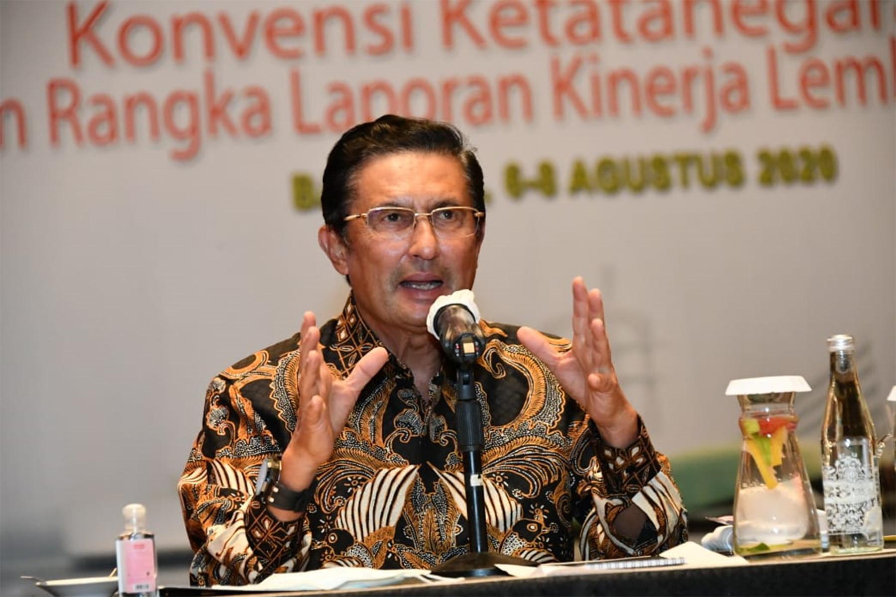 Peringati Hari Sumpah Pemuda, Fadel Muhammad Harapkan Pemuda Miliki Spirit Kewirausahaan - JPNN.com