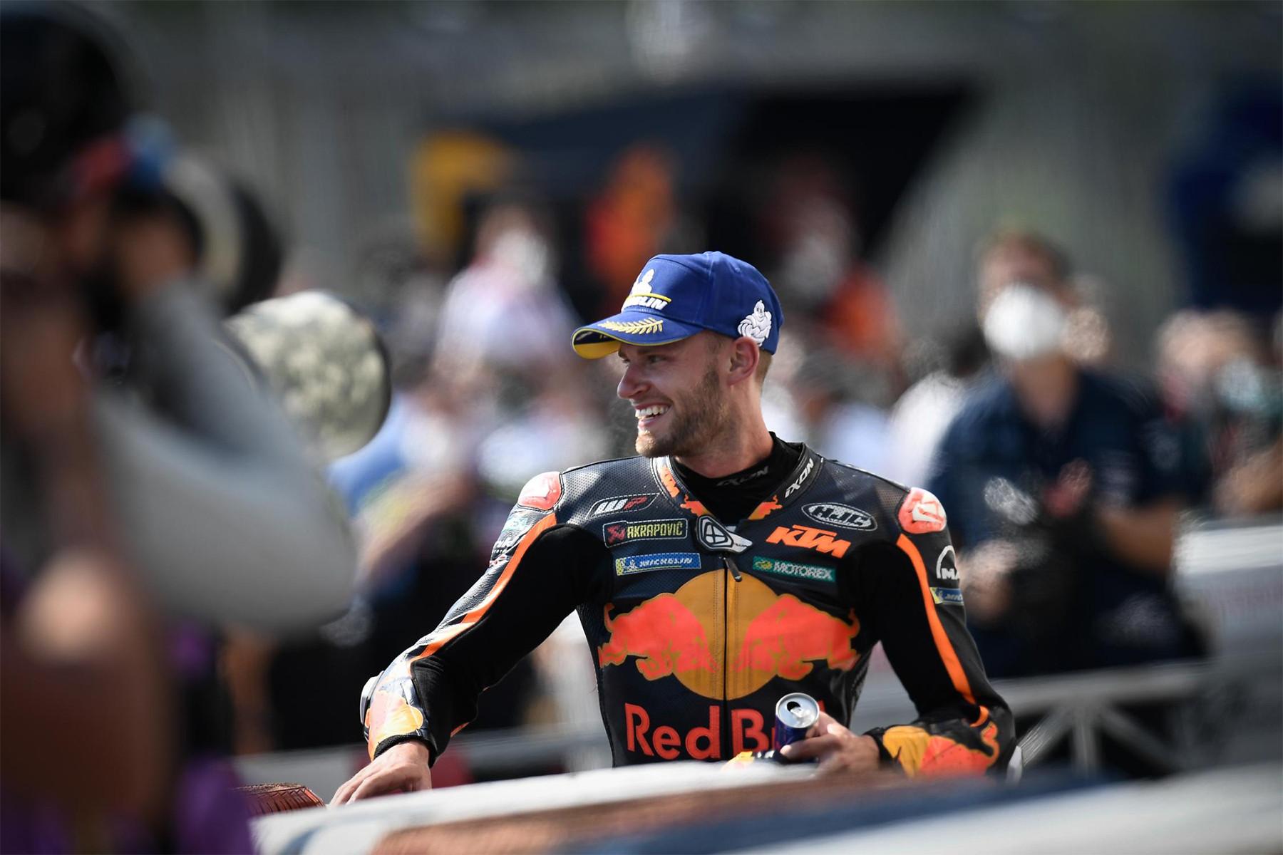 Dramatis, Brad Binder Paling Kencang di FP2 MotoGP Emilia Romagna - JPNN.com