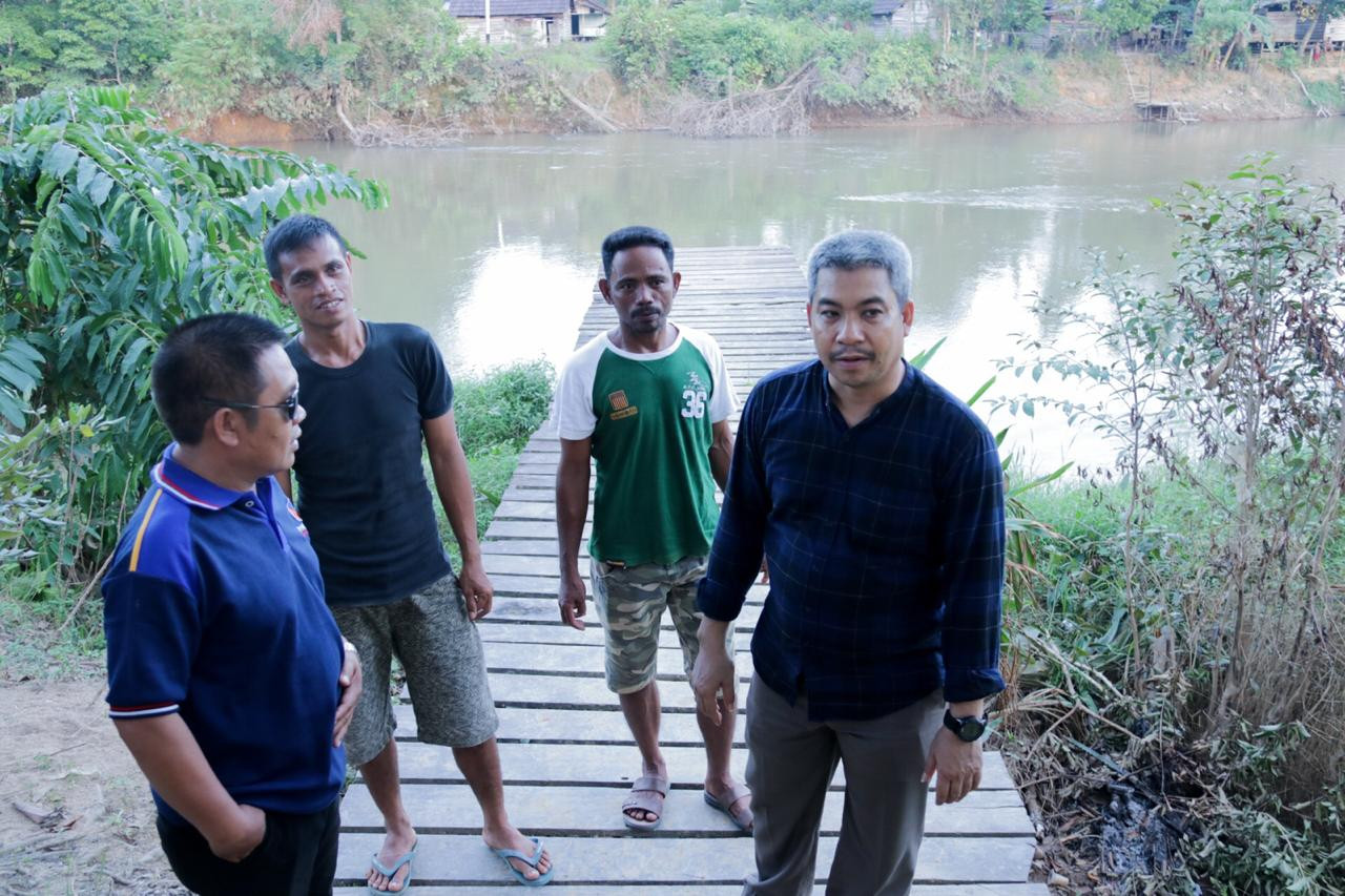 InsyaAllah, Seluruh Warga Ketapang Dukung Junaidi-Sahrani di Pilbup - JPNN.com