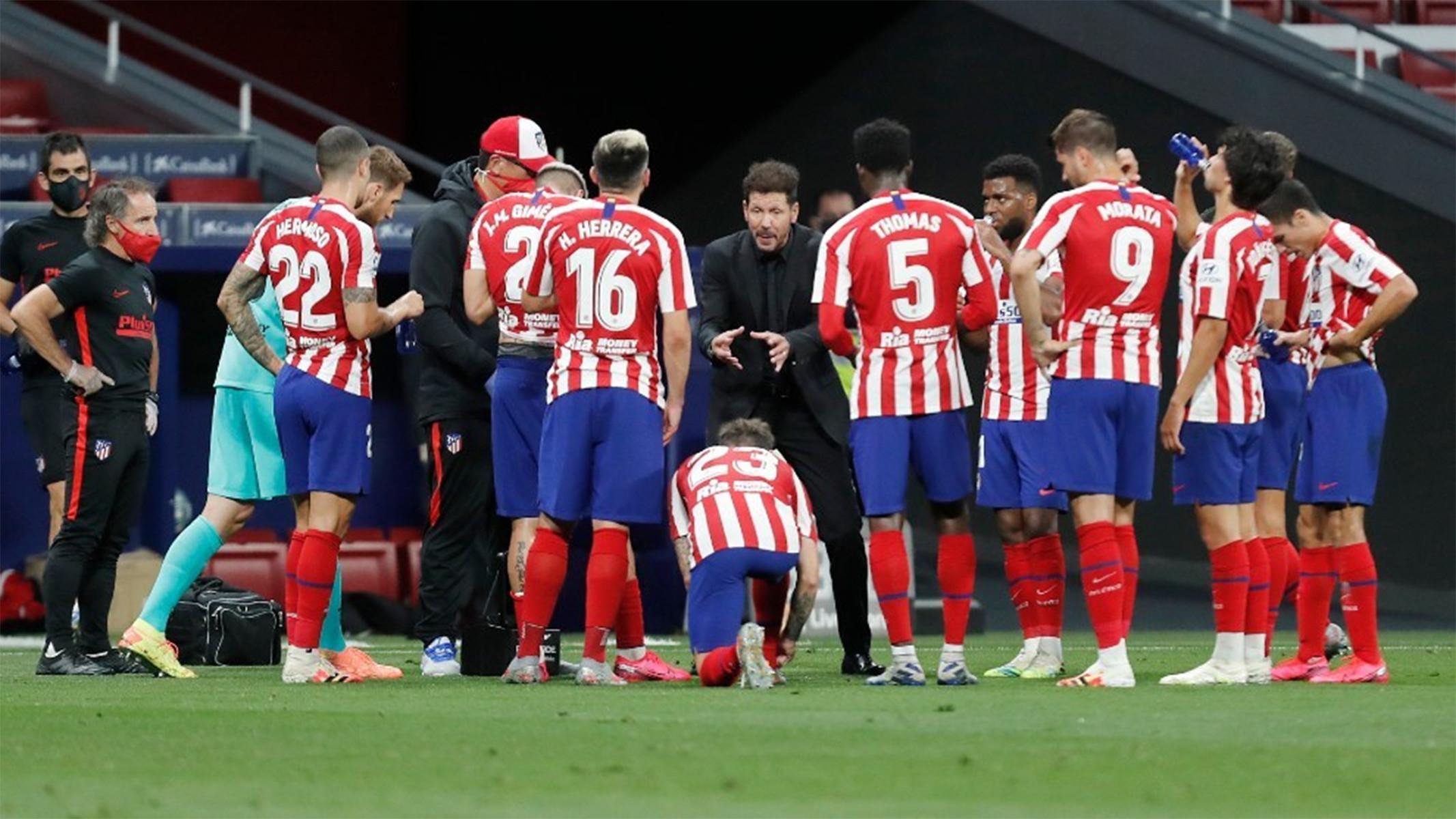 Gawat! Ada Kasus Positif COVID-19 di Atletico Madrid - JPNN.com