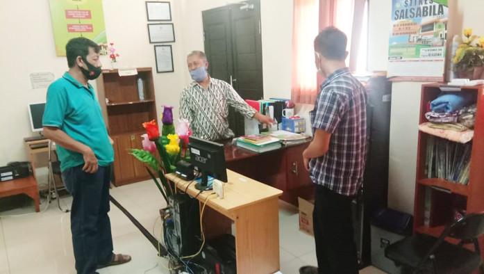 Kampus STIKes Serang Dibobol Maling, Duit Rp 7,5 Juta Raib - JPNN.com