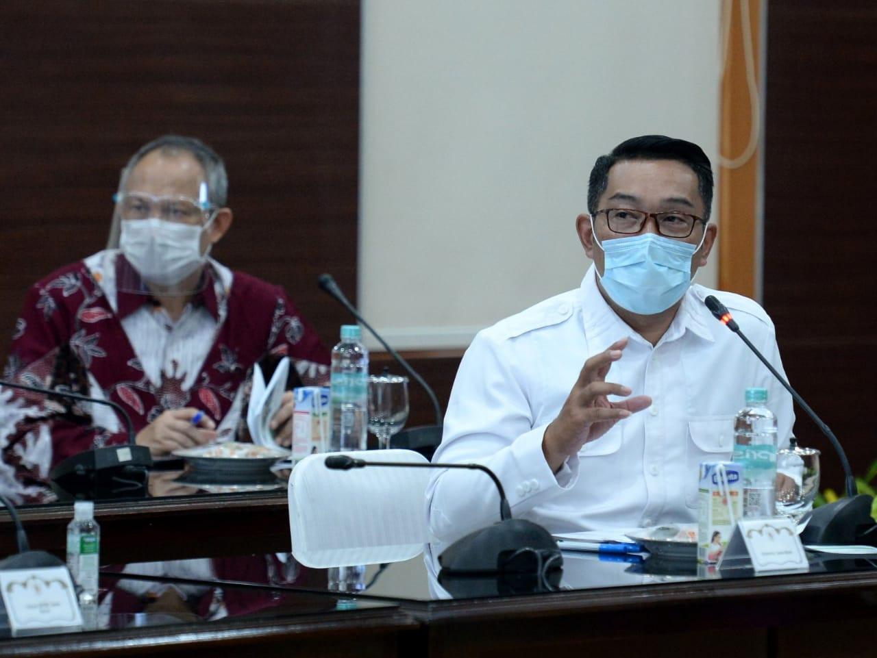 Di Hadapan Ridwan Kamil, Presiden Keluhkan Rendahnya Realisasi Belanja APBD - JPNN.com