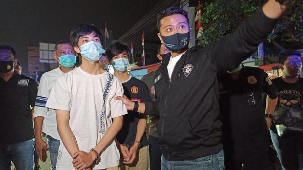 Pelaku Penembakan Misterius di Tangerang Ditangkap, Terjadi di 7 TKP, Nih Tampangnya - JPNN.com
