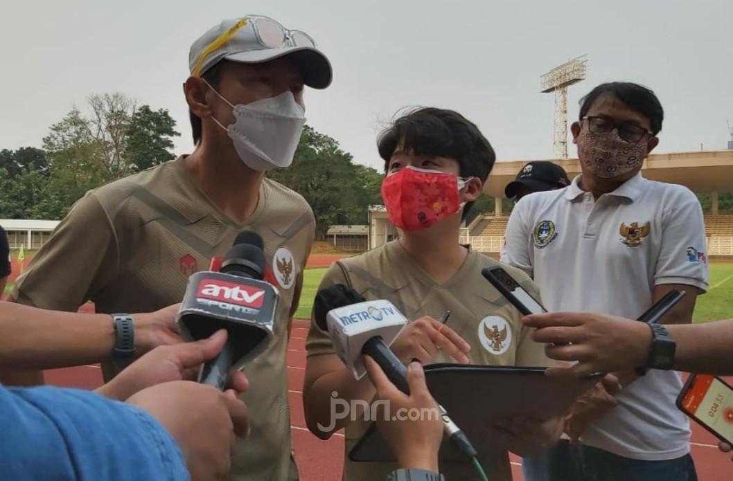 Pernyataan Shin Tae Yong Setelah Mencoret 11 Pemain Timnas U-19 - JPNN.com