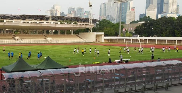 Jurus Shin Tae Yong Genjot Kemampuan Timnas Indonesia U-19 - JPNN.com