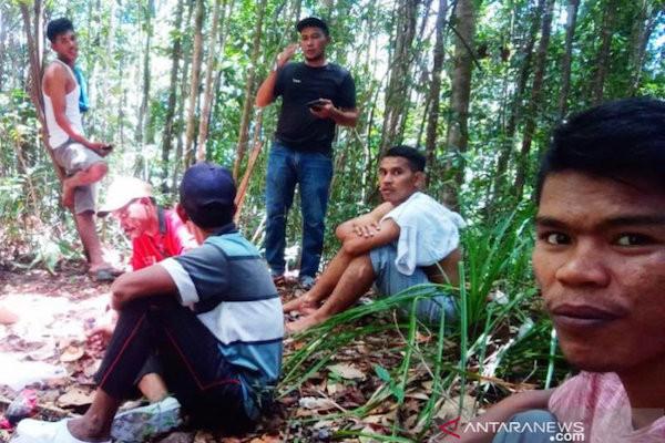 Begini Kondisi Terakhir Dedi dan Iwan Setelah Dua Hari Menghilang di Hutan - JPNN.com