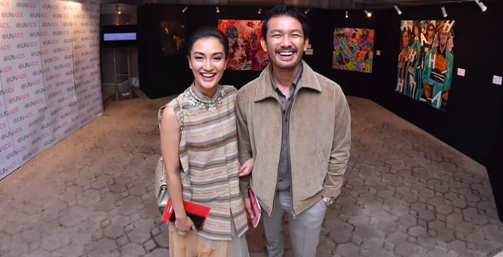 Atiqah Hasiholan Cerita Awal Perjalanan Kisah Cintanya dengan Rio Dewanto, Bukan Cinlok - JPNN.com