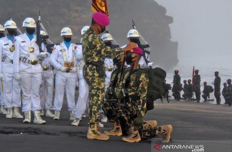 Pasukan Petarung Korps Marinir, Prajurit Profesional Kebanggaan Rakyat - JPNN.com