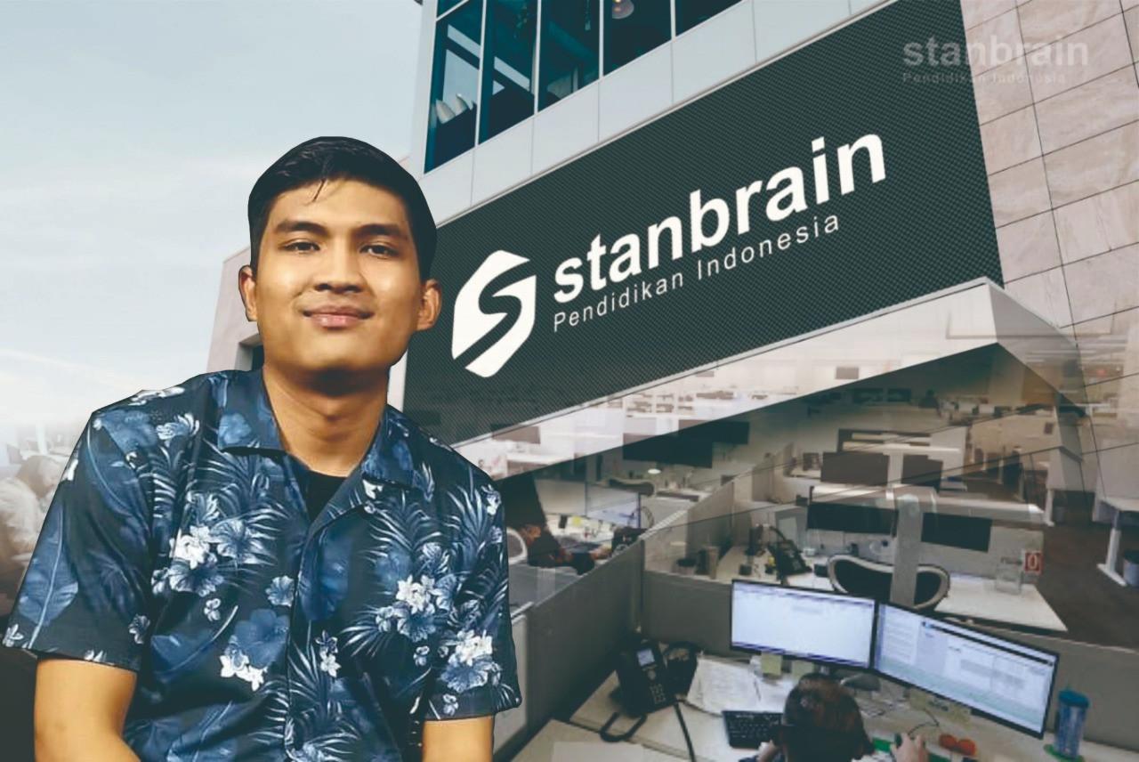 Usaha Tak Khianati Hasil, Fredy Napitupulu jadi Pengusaha Muda Sukses - JPNN.com