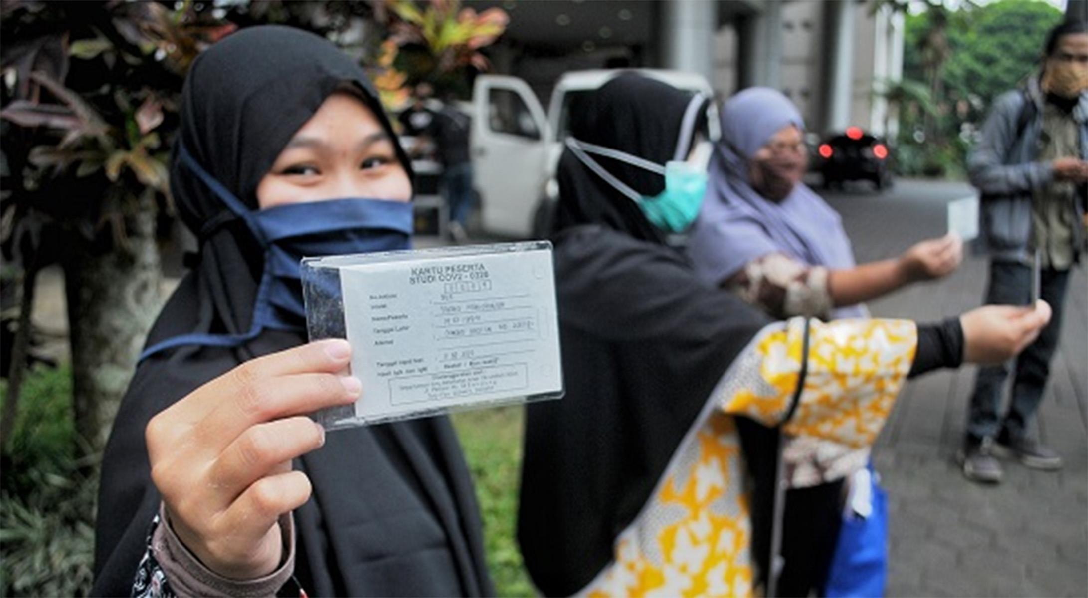 Sukarelawan Dilarang Lihat Vaksin COVID-19, Tetapi Dapat Uang Rp 200 Ribu - JPNN.com