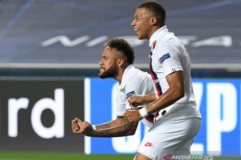 Neymar Sesumbar Usai PSG Menaklukkan Atalanta - JPNN.com