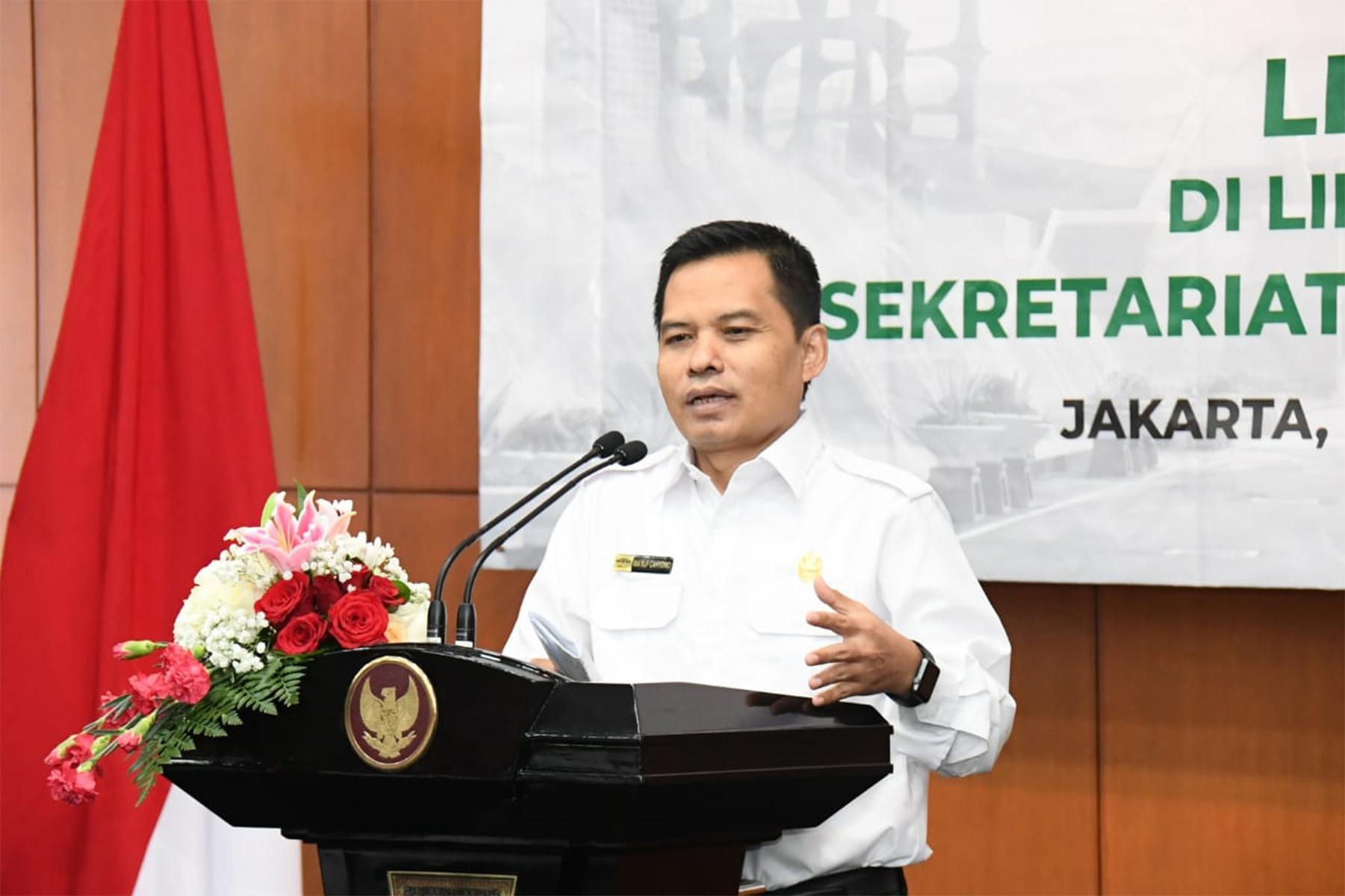 Sidang Tahunan MPR RI Besok Bakal Ketat, Jarak Dijaga, Peserta Dibatasi - JPNN.com