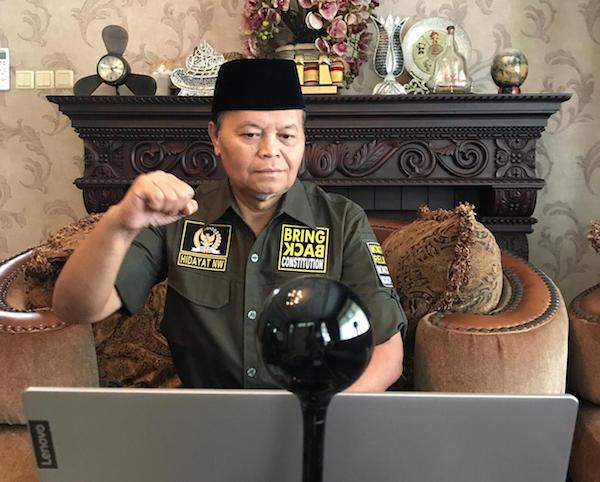 Hidayat Nur Wahid Usulkan Pembentukan Mahkamah Kehormatan MPR RI - JPNN.com
