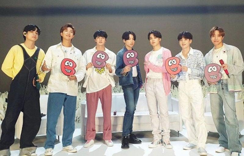 Selamat, BTS Raih 3 Penghargaan di Soribada Best K-Music Awards 2020 - JPNN.com