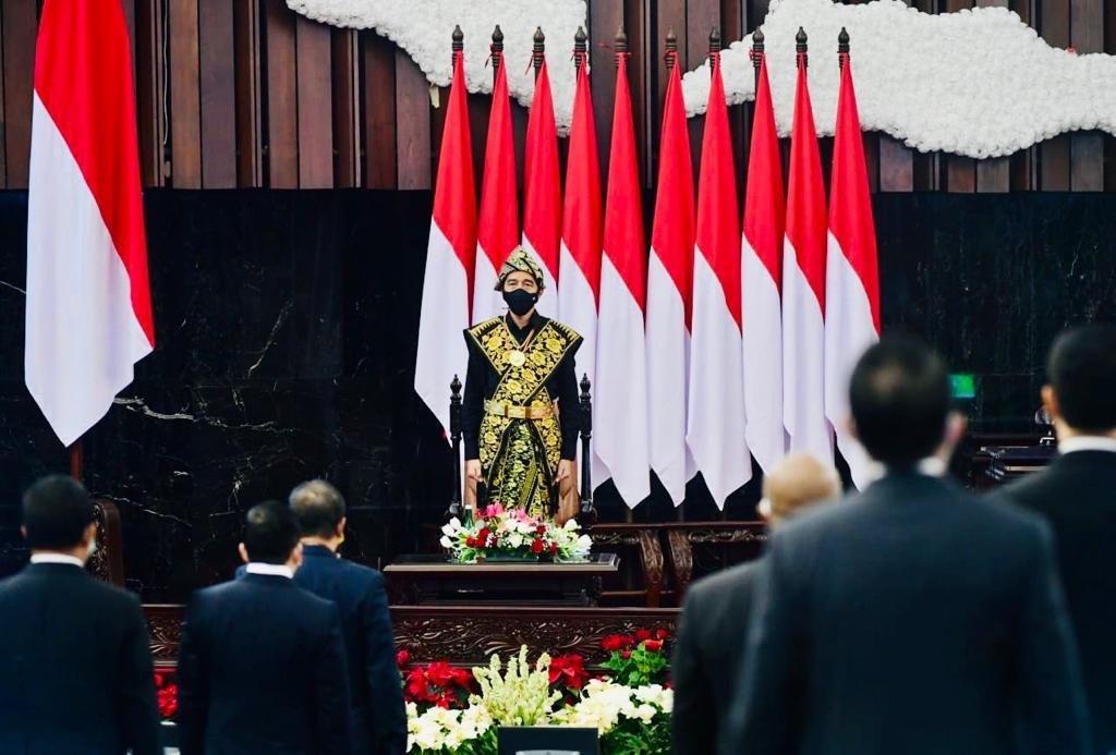 Berapa Nilai Pidato Bamsoet, Puan dan Pak Jokowi? Nih Angkanya - JPNN.com