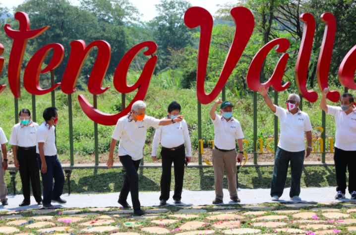 Tempat Wisata Alam Baru Jateng Valley, Kado dari Pak Ganjar untuk Warga Jawa Tengah - JPNN.com