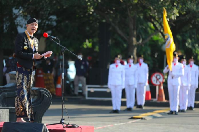 Selamat Ulang Tahun Jawa Tengah, Ganjar: Kondisi ini Tidak Boleh Membuat Kita Lemas - JPNN.com
