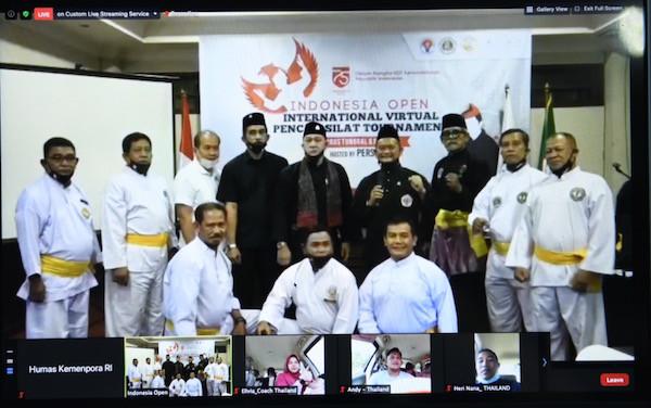 Menpora RI Dorong Pencak Silat Dipertandingkan di Olimpiade - JPNN.com