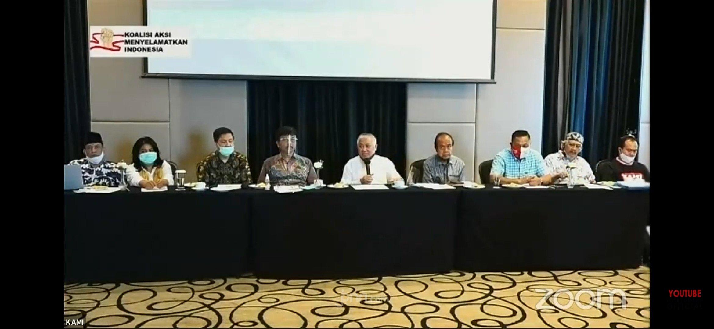 Din Syamsuddin Klaim Kekuatan Gerakan KAMI Tidak Bisa Diremehkan - JPNN.com