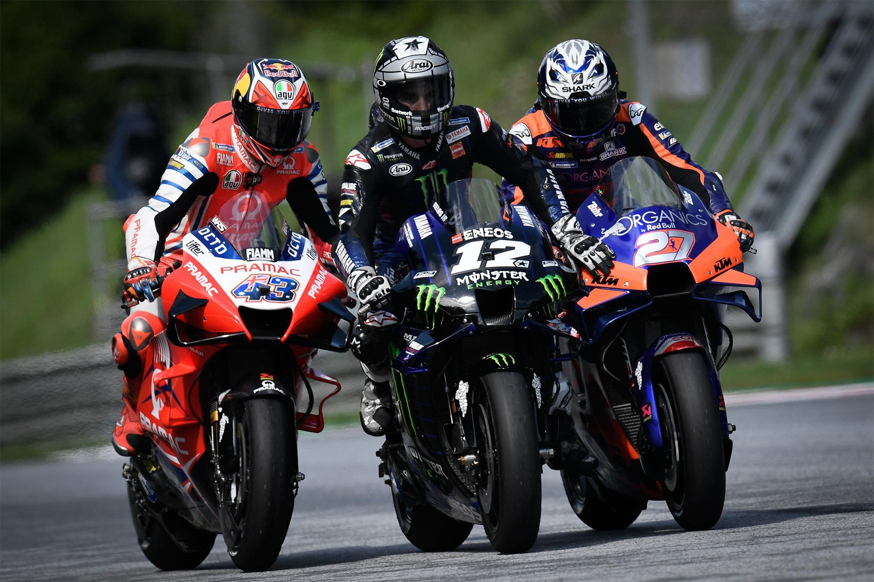 Lihat Starting Grid MotoGP Austria dan 5 Fakta Spesial Jelang Balapan - JPNN.com