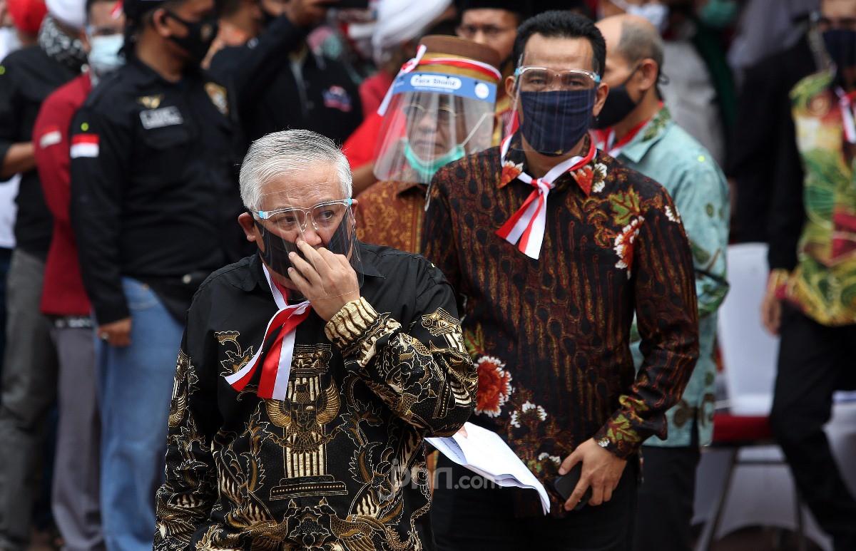 Presidium KAMI Din Syamsuddin Balas Peringatan dari Istana, Keras - JPNN.com