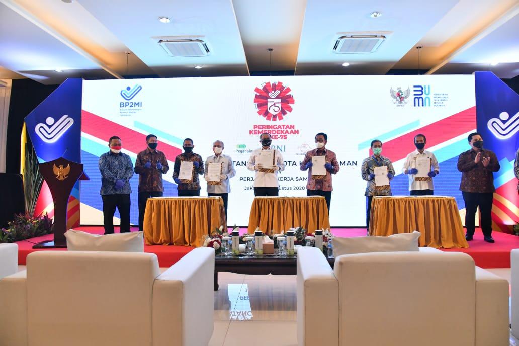 Gandeng BP2MI, Pegadaian Berdayakan Pekerja Migran Indonesia - JPNN.com