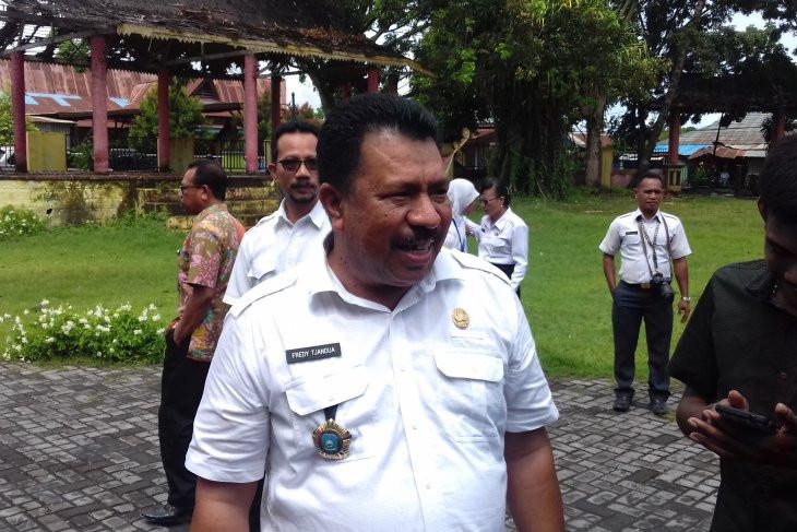 Sekda Halmahera Utara Fredy Tjandua Meninggal Dunia karena Corona - JPNN.com