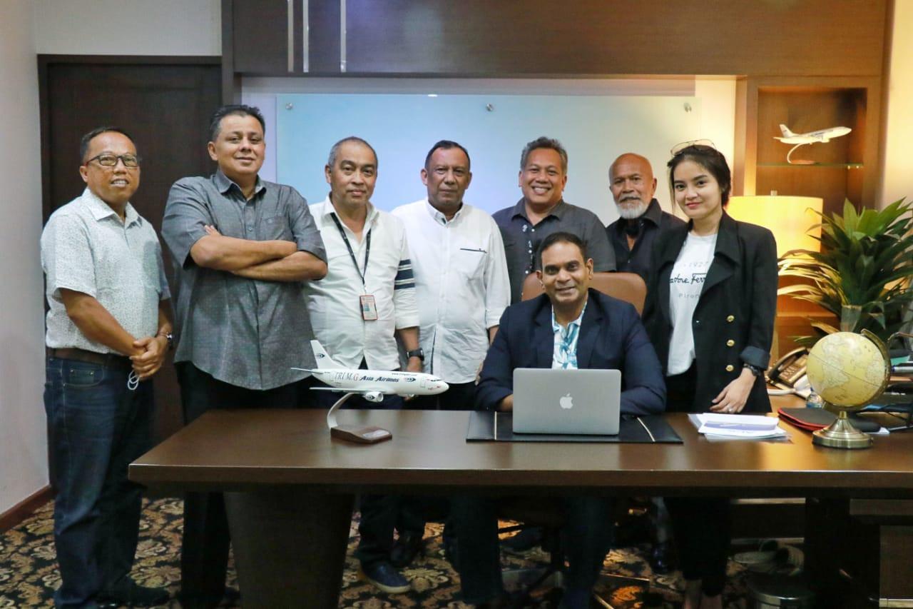 Target Besar Marco Isaak untuk Menguasai Pasar Kargo Udara di Asia - JPNN.com