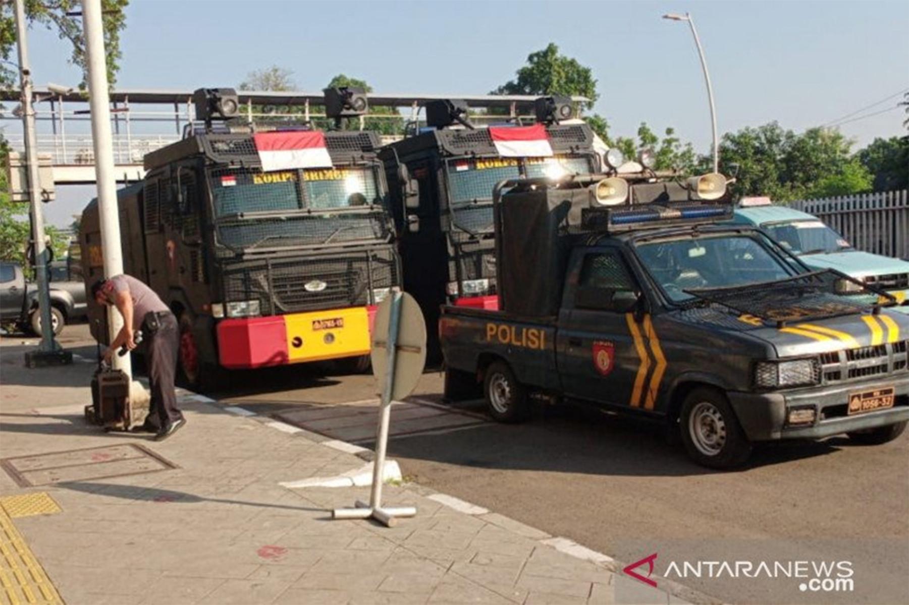 Unjuk Rasa di Jakarta Hari Ini: Ada Buruh, PKL Hingga Petani - JPNN.com
