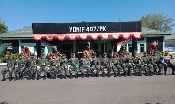 Mayjen TNI Tiopan Aritonang: Berangkat dengan Kehormatan, Pulang dengan Kebanggaan - JPNN.com