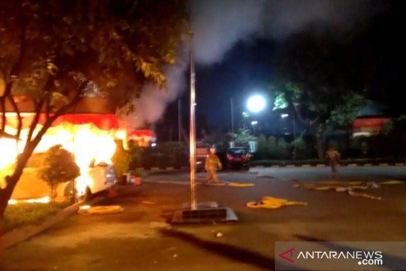 Posko Pengaduan Kasus Penyerangan Mapolsek Ciracas Sudah Ditutup, Nih Datanya - JPNN.com